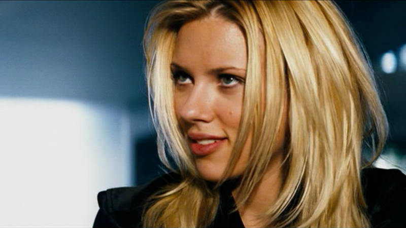 Scarlett Johansson Wants To Get Drunk With Grandma Doppelganger