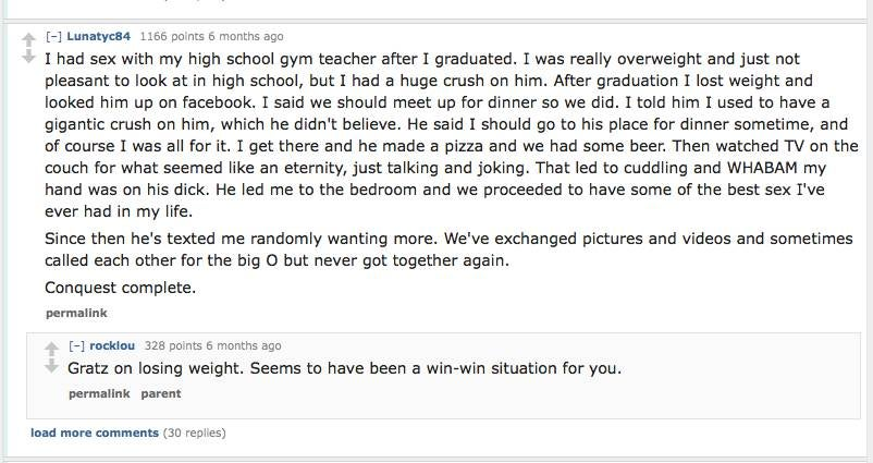 Students Were Asked On Reddit About Their NSFW Relationships