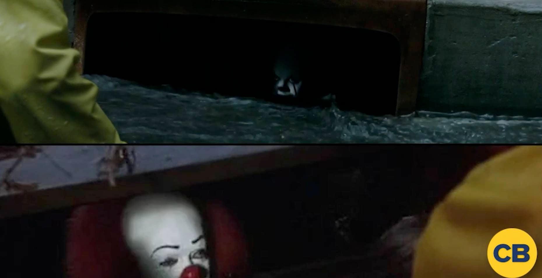 Watch: Comparing IT 2017 versus 1990