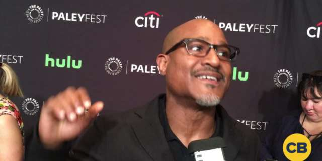 Seth Gilliam Discusses Father Gabriel's Brutal The Walking Dead Comic Death screen capture