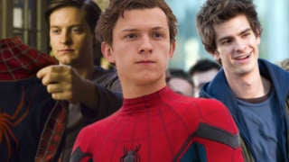 spider man holland maguire garfield