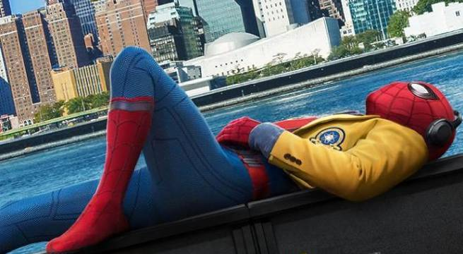 Spider-Man: Homecoming - Someone Found All The T-Shirts Peter Parker Wears Online