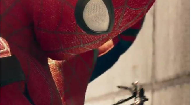Spider Man Homecoming Costume Gadgets Revealed