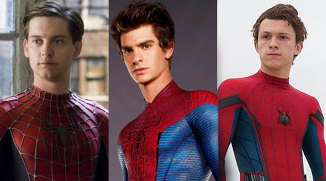 How Tom Holland's Spider-Man Compares To Past Stars According To One Producer
