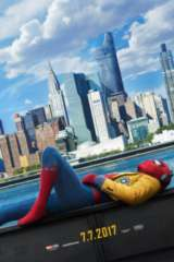 Spider-Man: Homecoming movie poster image