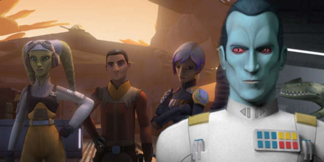 star wars rebels season 3 finale clip grand admiral thrawn