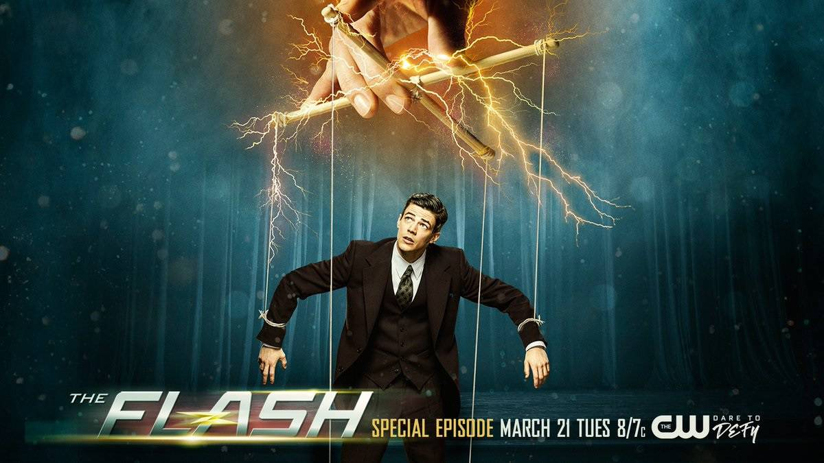 Voorkeur New The Flash Poster Released For Supergirl Musical Crossover &RR49