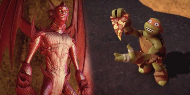tales of the teenage mutant ninja turtles season 5 premiere exclusive clip mark hamill
