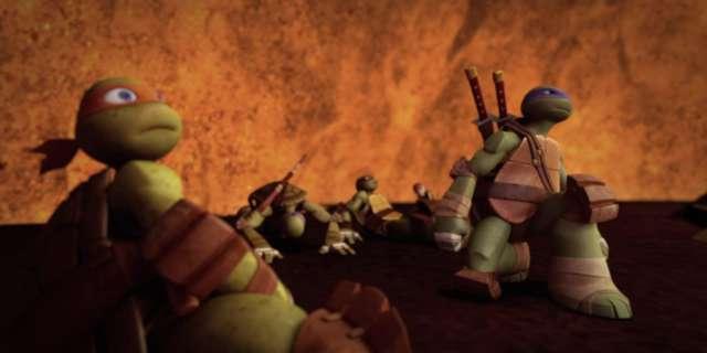 Teenage Mutant Ninja Turtles - Mark Hamill Guest Stars screen capture