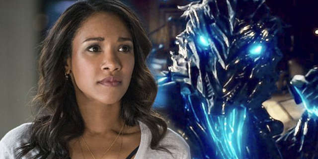 the flash candice patton wants iris to save her own life