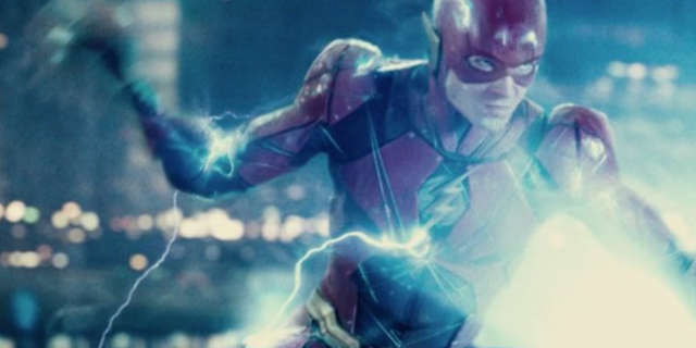 the flash justice league teaser trailer