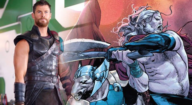 Could Thor Lose His Arm In Ragnarok?