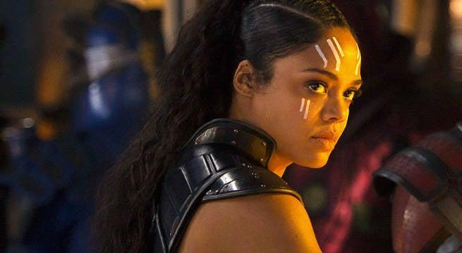 Thor: Ragnarok Star Talks Valkyrie And Marvel Studios Diversity
