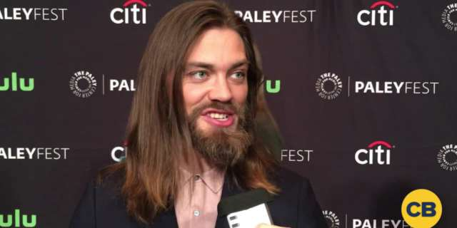 Tom Payne Discusses Jesus' Sexuality Reveal screen capture