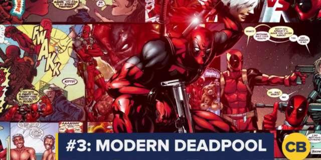 Top 5 Deadpool Costumes screen capture