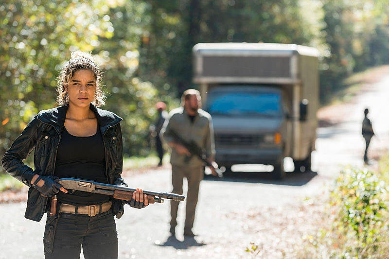 The Walking Dead Season 7 Episode 16 Online