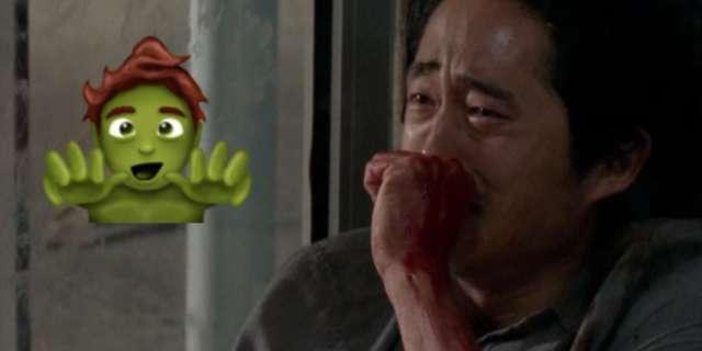 twd zombie emoji