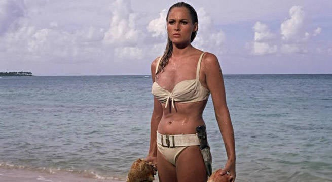 The Sexiest Bond Girls Of All Time