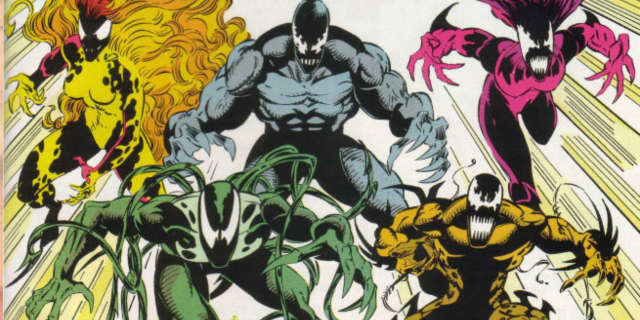 venom spiderman sony marvel universe