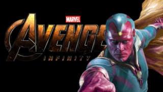 vision infinity war