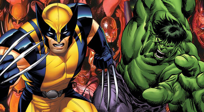 wolverine incredible hulk return to marvel