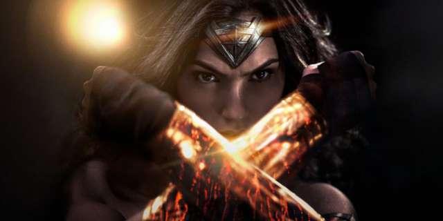 Wonder Woman God Powers DCEU