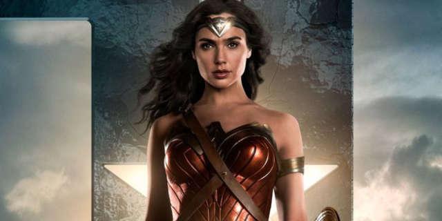 wonder woman justice league poster header