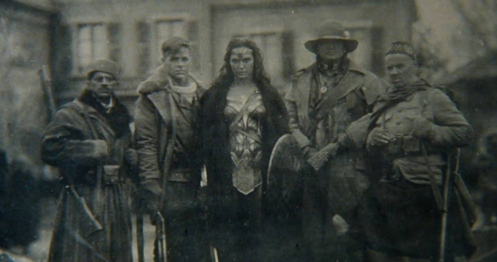 Image result for wonder woman first world war