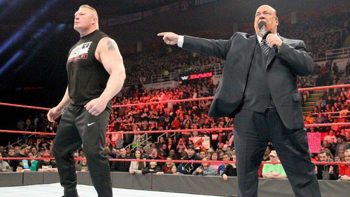 Brock Lesnar Absent from Scheduled Raw Appearance Again