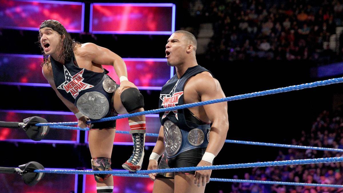 Is WWE Breaking Up American Alpha?