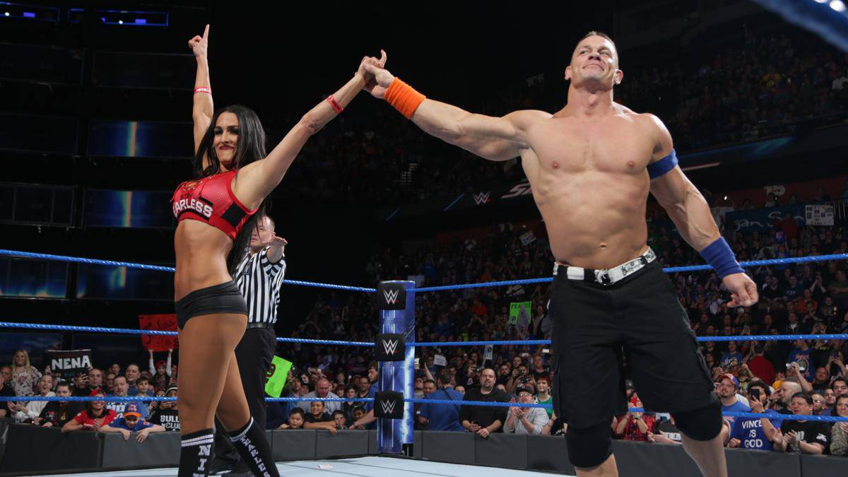Nikki Bella and John Cena Are Just Starting to Plan for This After 'DWTS'