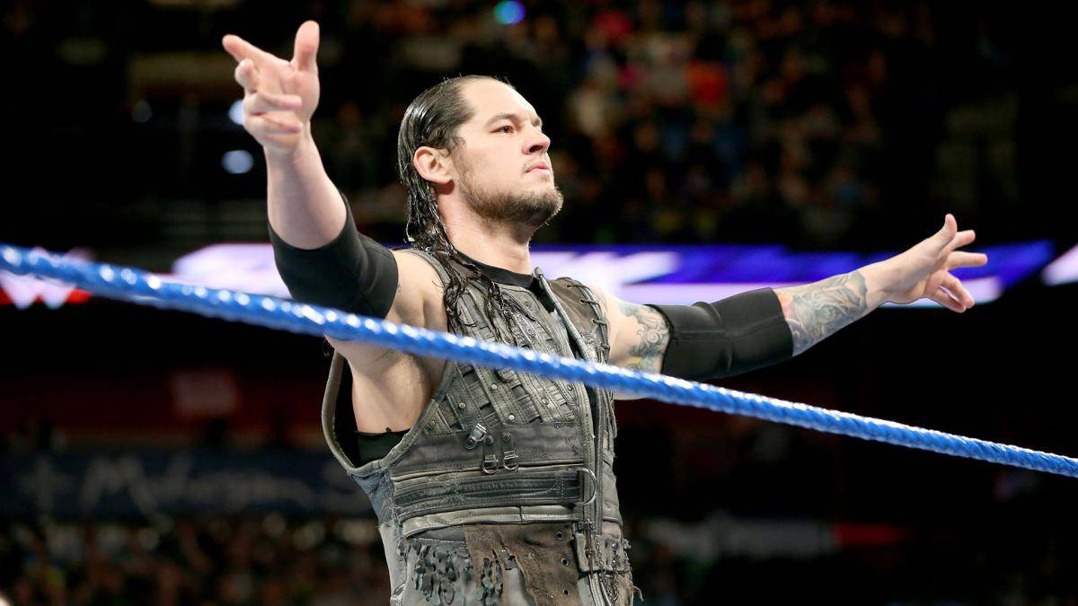 Baron Corbin Reveals New Bald Look