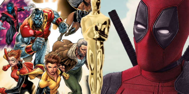 x-men gold troll deadpool oscar snub