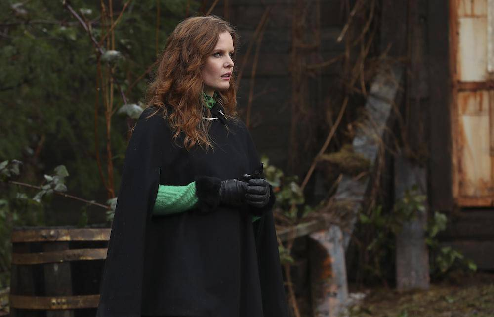 Sneak Peek - 'The Black Fairy' Episode of ONCE UPON A TIME