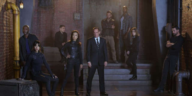 Agents of SHIELD Cast