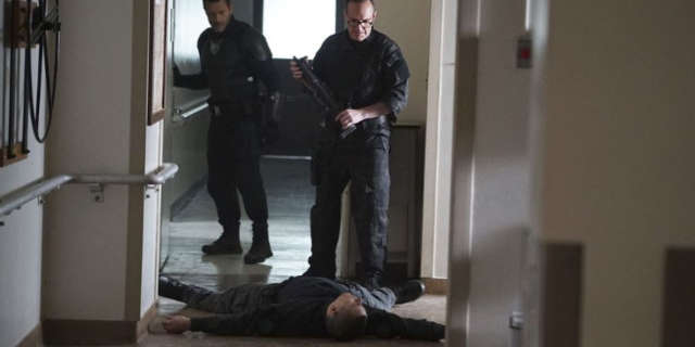 Agents of SHIELD No Regrets Death