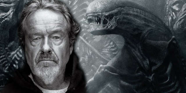 alien covenant director ridley scott aliens exist