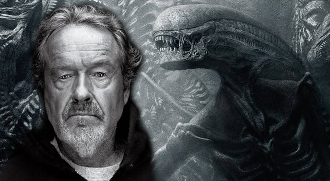 Director Ridley Scott Says Aliens Exist And Will Kill Us