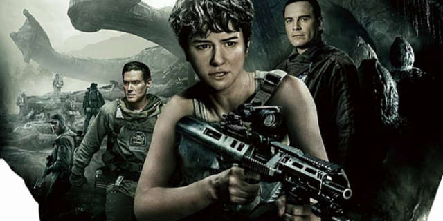 Alien Covenant Trailers Poster