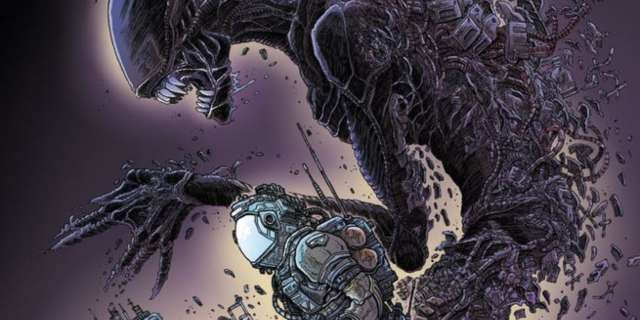 Aliens Dead Orbit Cover
