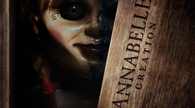 Annabelle's Creation Teased in New Poster