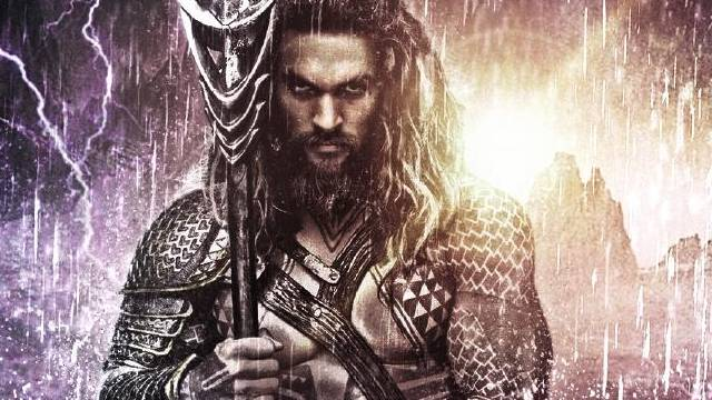 Aquaman Begins Filming