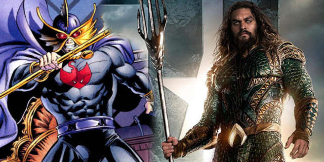 aquaman movie not king of atlantis jason momoa patrick wilson