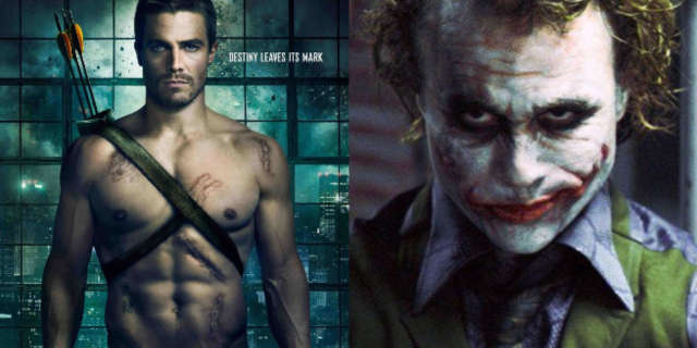 Arrow The Joker
