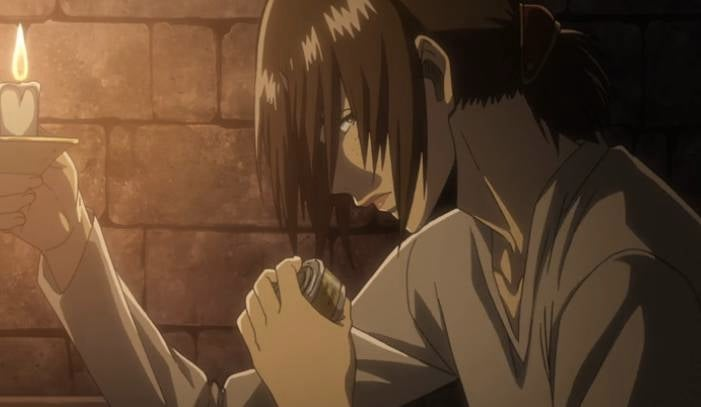 Did Attack On Titan Confirm SPOILER Are Gay