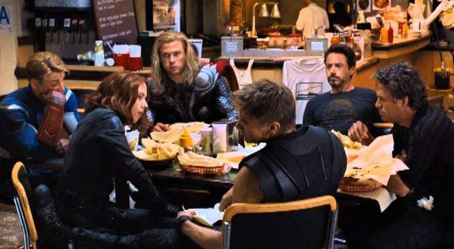 How That Epic Avengers Post-Credits Scene Happened According To Kevin Feige