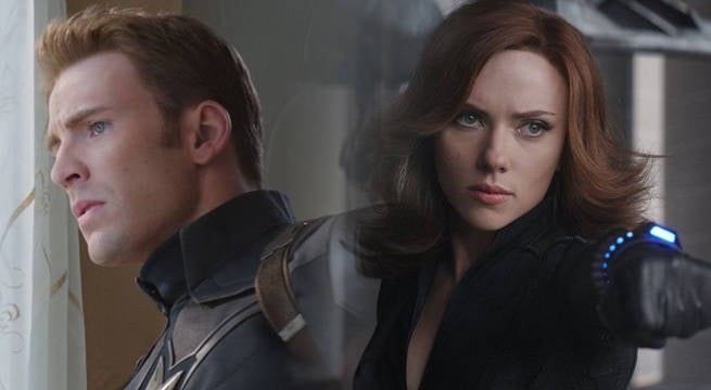 Chris Evans Wouldn't Be Surprised If Black Widow Got A Standalone Movie