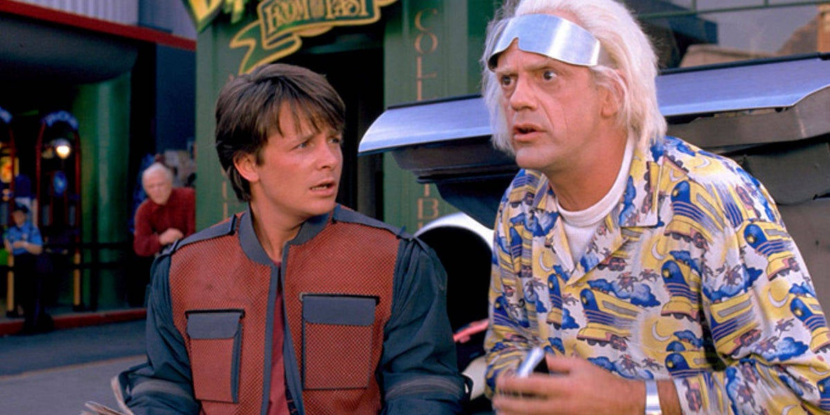 Back To The Future: Part IV Fan Made Trailer Is Everything We Want