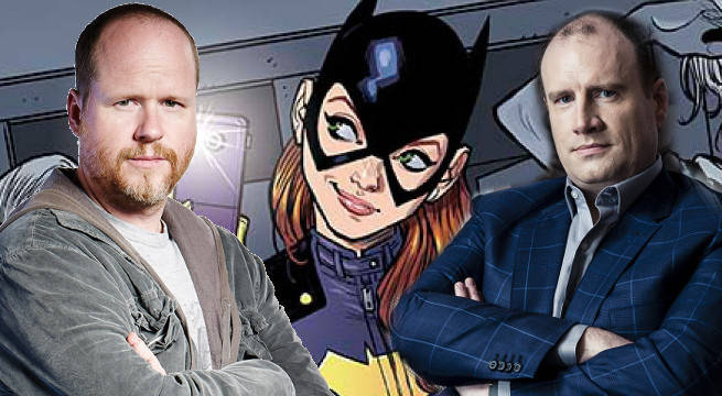 Joss Whedon Called Marvel's Kevin Feige About Batgirl