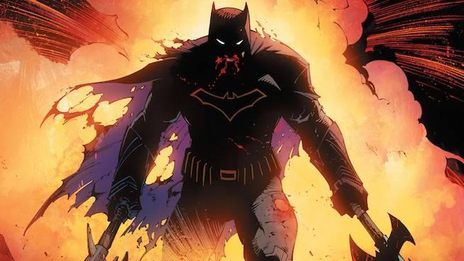 DC Comics Introduces the Seven Evil Versions of Batman